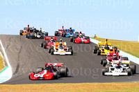 Phillip Island Classic Festival Of Speed March